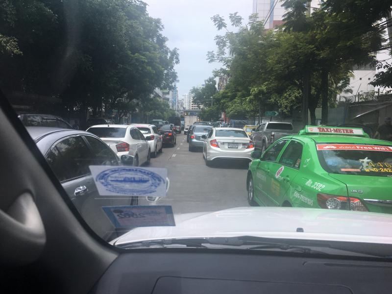 Thailand private car & vans transport Services - Offers