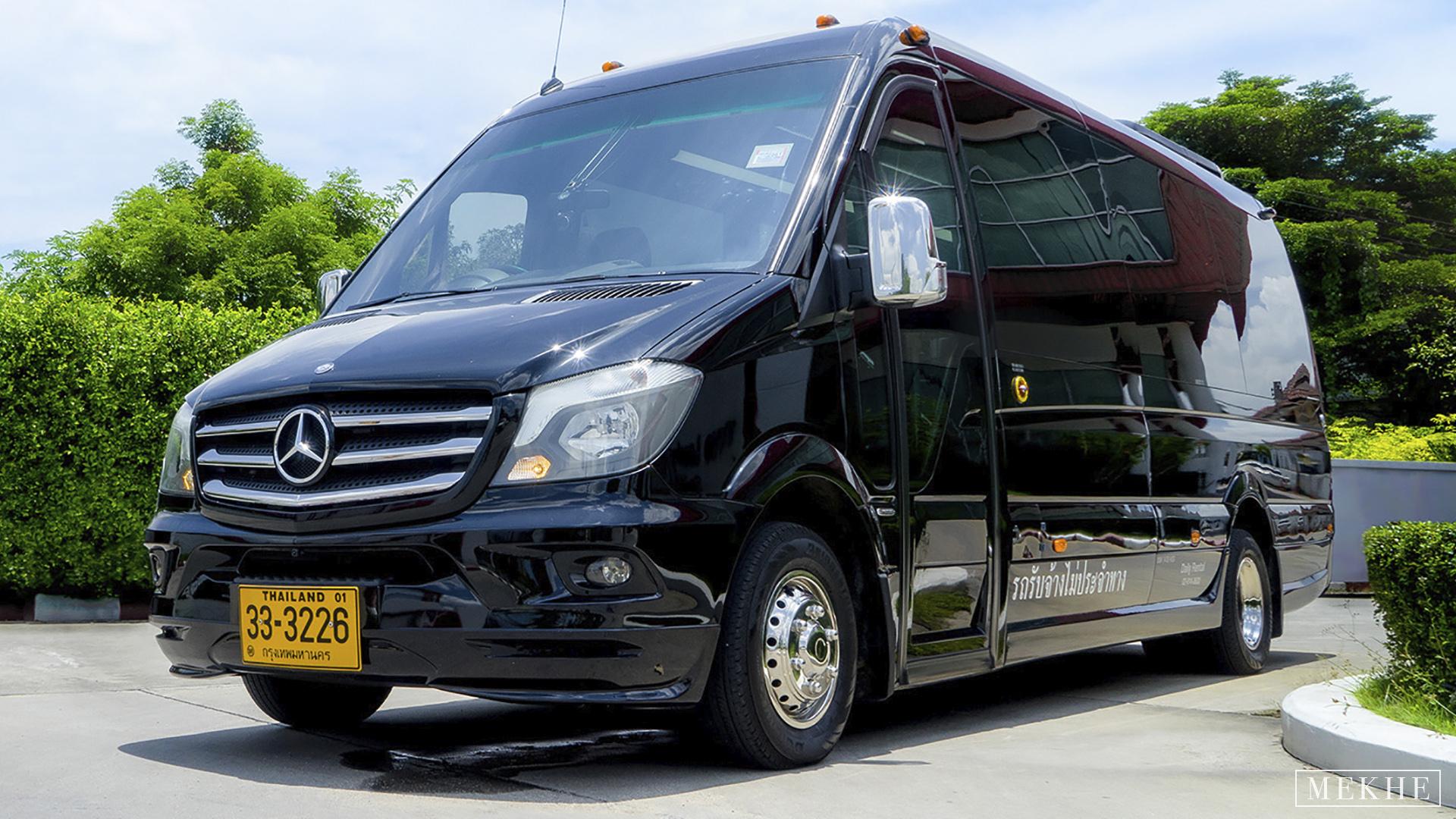Luxury Van Benz Sprinter Van